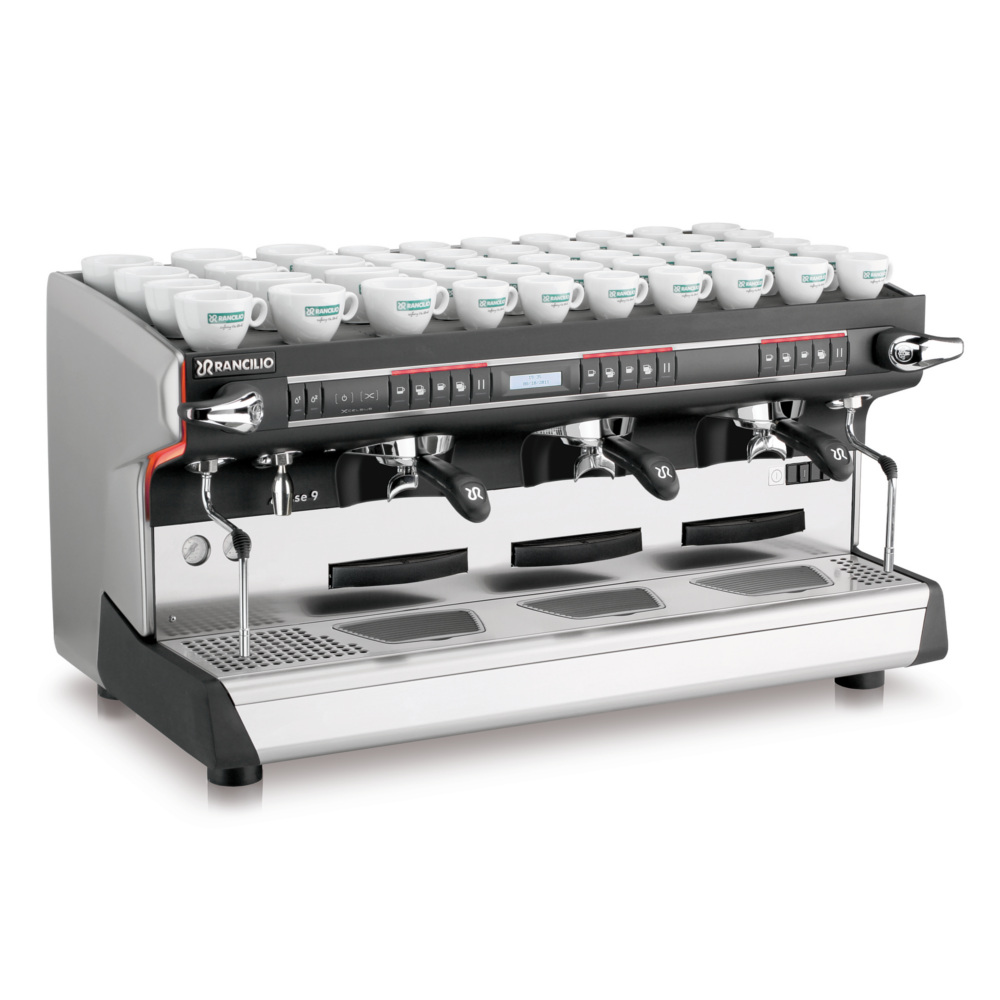 Rancilio CLASSE 9 3 Gruppen Tall XCELSIUS