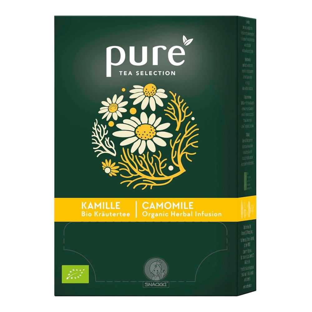 pure tea - Bio Kamille